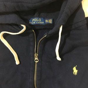 Polo by Ralph Lauren Shirts - Polo Ralph Lauren hoodie fleece full zip jacket